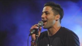 שחר חסון (MC מנצור) בהופעה חיה - שיר הנהגת