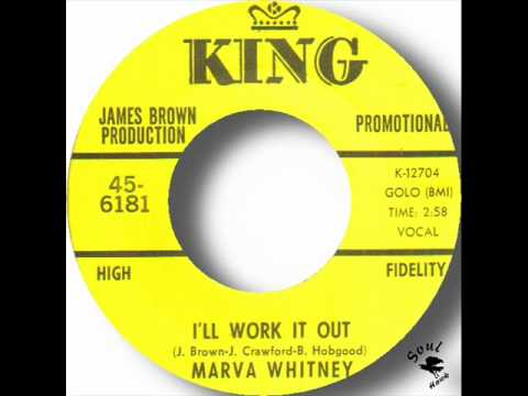 Marva Whitney - I'll Work It Out