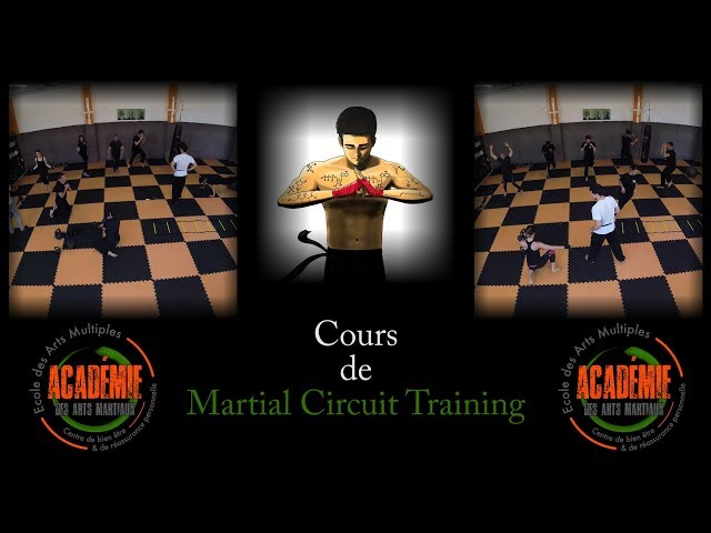 Martial Circuit Training à Toulouse