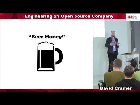 David Cramer – Engineering an Open Source Company