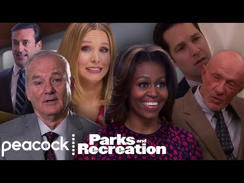 Guest Stars - Parks And Recreation