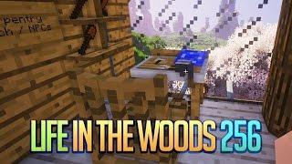 MystCraft Eckchen & NPC Carpentry Bench   LITW #S01E256   Gronkh