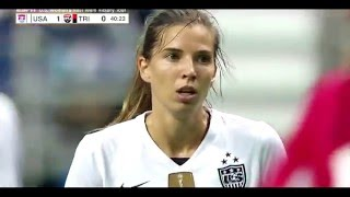 ►Tobin Heath | Highlights (goals and skills)