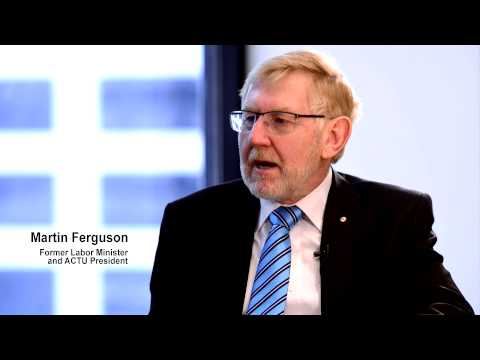 Martin Ferguson Calls Out Labor