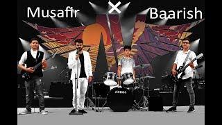 Baarish-Half Girlfriend | Musafir - Sweetiee Weds NRI | Anthem Vibes | Ash King | Atif Aslam