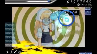 Osu! FC 97.93% Touhou(silver forest) - Marisa*Quest ~Otakara Sagashi Daisakusen~ [Hard]