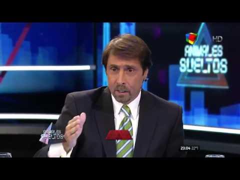 Moreno y Feinmann casi se agarran a las trompadas en la puerta de América