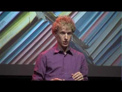 TEDxDelft - Bauke Steenhuisen - Poetry