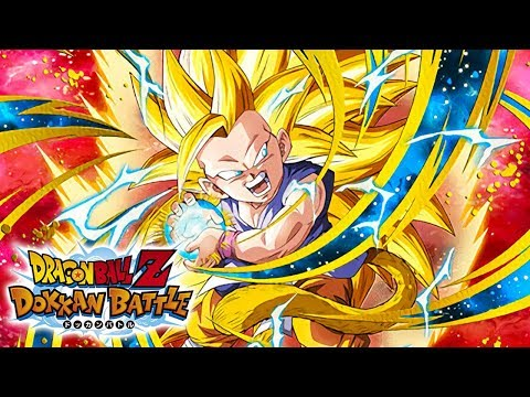 SSJ3 PHY KID GOKU SHOWCASE! SSJ4 Gogeta Boss Stage! | Dragon Ball Z Dokkan Battle!