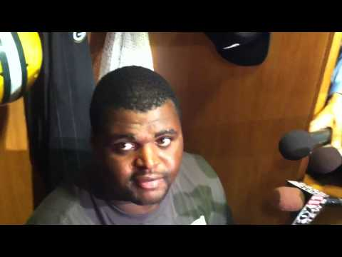 Packer Audibles: B.J. Raji