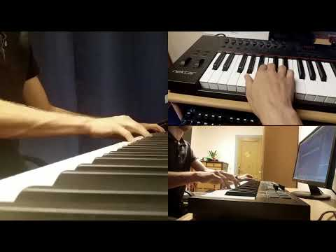 Smooth Jazz Synth Solo in 7/4