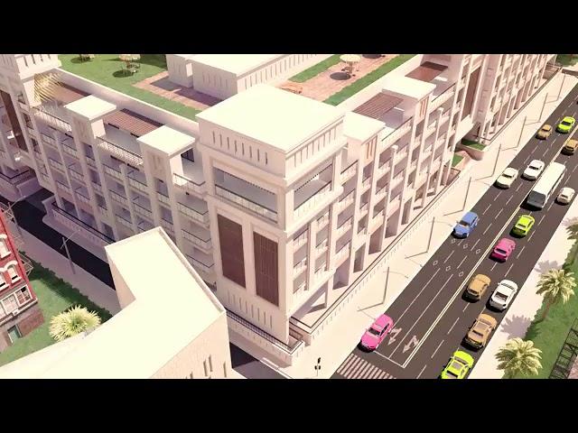 Roxana Residence Dubai Project - Arabic