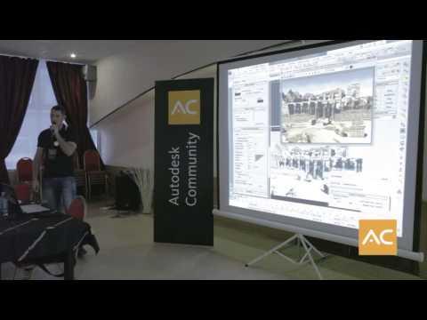 Управление проектом и его визуализация, инструменты 3ds Max Design