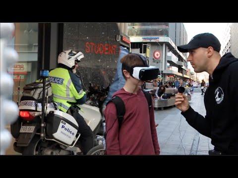 VEGAN CALLS POLICE ON ANIMAL ACTIVISTS | JOEY VS THE PUBLIC| EP12