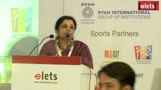 World Education Summit 2014 - Sudha Sahay, Principal, The Shri Ram School, Aravali