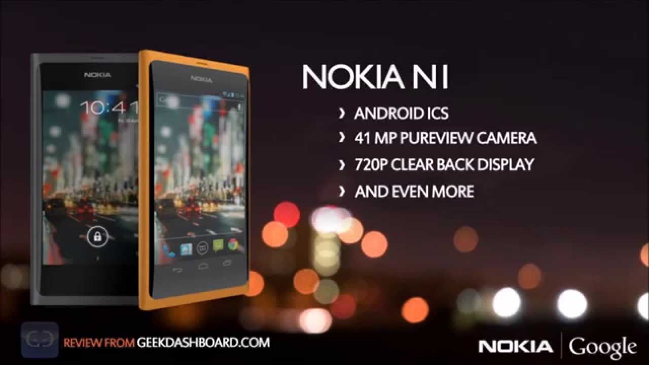 Nokia N1 Review Specifications Price and Release date ...