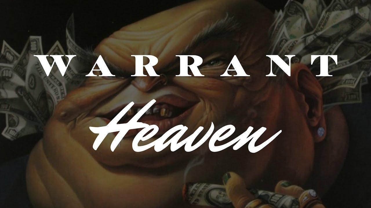 Warrant - Heaven - Official Remaster (Lyrics)