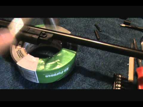 Remington 742 Woodmaster Reassembly