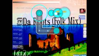 | Osu! | Mind Reflection - Da Roots (Folk Mix)