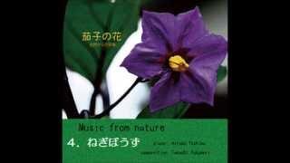 自然からの音楽 茄子の花 ピアノ 豊嶋裕子 作曲 福森隆.