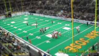 HD: Arena Football League Miniatures
