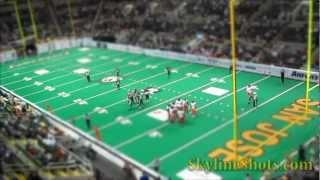 HD: Arena Football League Miniatures