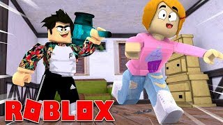 Roblox | Flee The Facility | Molly Is The Beast!