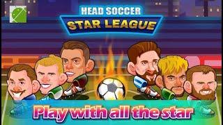 Head Soccer Star League - Android Gameplay FHD