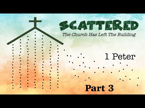 Scattered: The Church Has Left The Building – Part 3 – Pastor Raymond Woodward