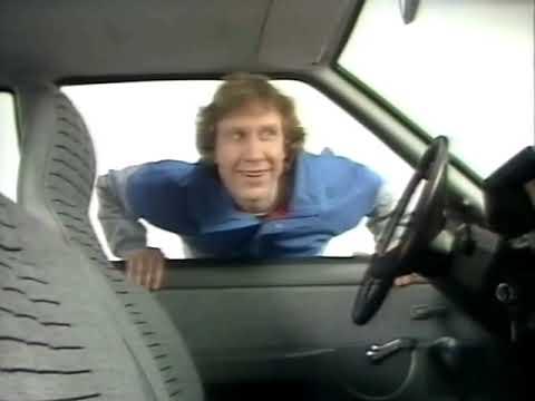 Nissan Sunny & Micra Mainos (1986)