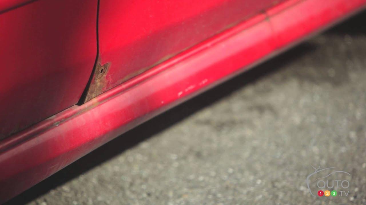 La rouille automobile youtube for Peindre sur la rouille