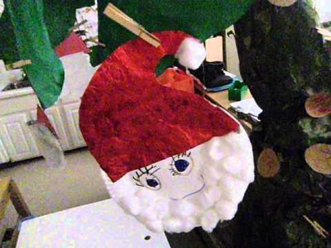 Navidad en el salon de clases 2012 youtube - Como decorar mi salon ...