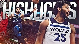 "Derrick Rose - ""STILL GOT IT"" - 2018 Highlights ᴴᴰ"