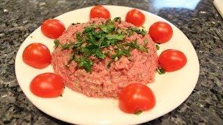 Carne Macinata in Salata alla Piemontese - OrsaraRecipes