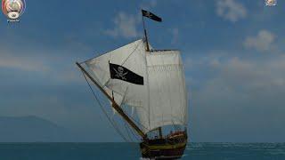 Корсары ГПК: Прохождение за Мэри Каспер - Серия 3 (Начинающий Пират)