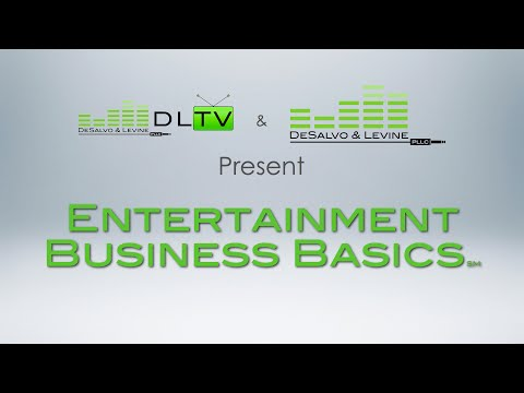 Entertainment Business Basics: Copyright Infringement Lawsuits