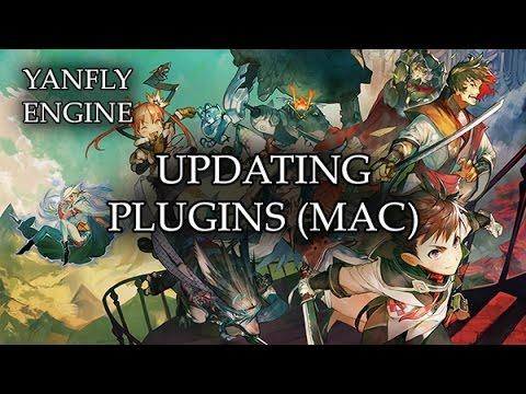 RPG Maker MV - Updating Plugins (Mac) - YouTube