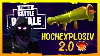 "FORTNITE HIGHEXPLOSIV 2.0 WON WITH NEW ""RABE"" SKIN 
