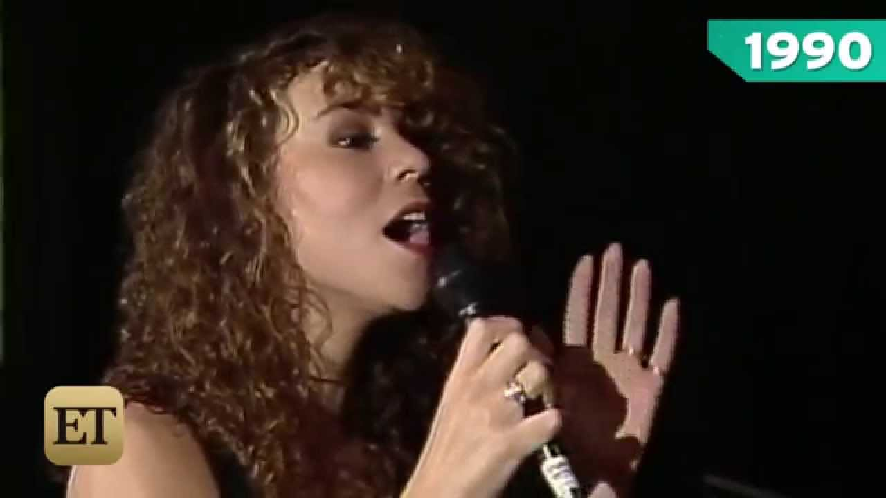 Mariah Carey- Intervie... Mariah Carey Songs 1990