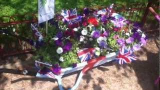 Chelsea Fringe: Wheelbarrow Gardens
