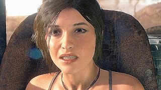 Rise Of The Tomb Raider All Cutscenes MOVIE 2015