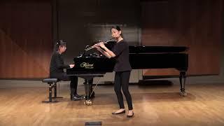 Ibert Flute Concerto 1st movement