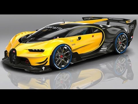 2016 ultra bugatti gran turismo unveiled driving concept car start up best compilation youtube. Black Bedroom Furniture Sets. Home Design Ideas