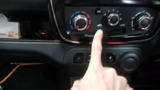 Renault Kwid ..rain water leakage problem thumbnail