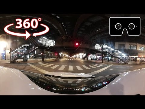 Lost On The Streets Of Chicago - 360 Virtual Reality