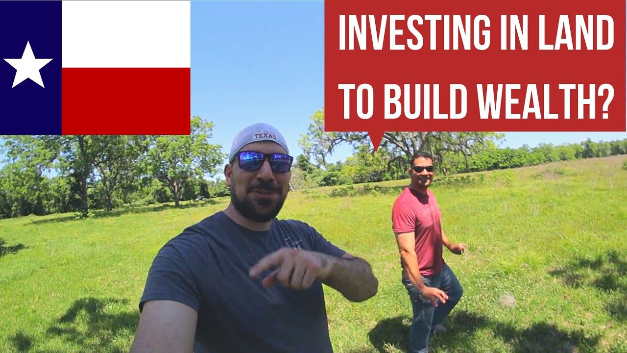 RV shopping & Investment Ideas for Land in Texas!