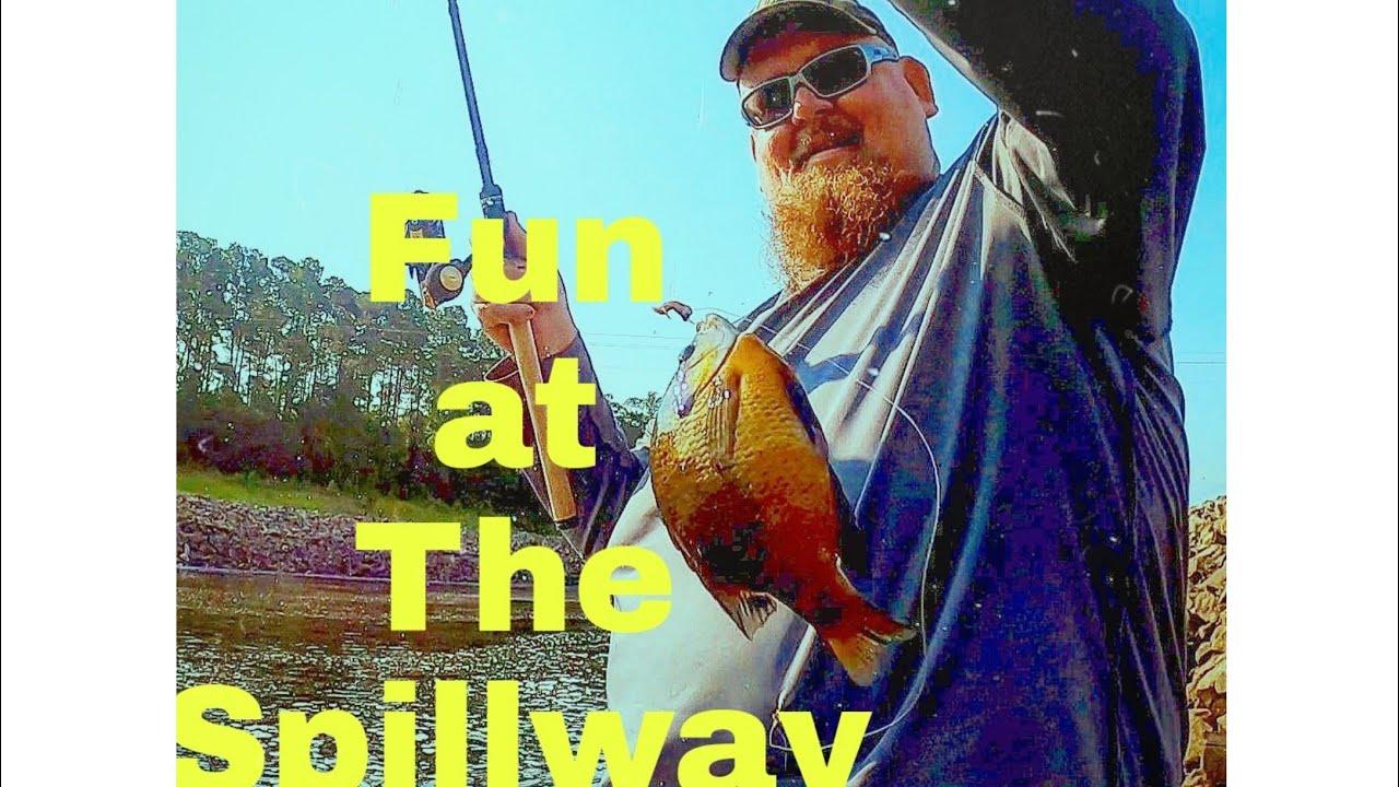 Fun At The Spillway