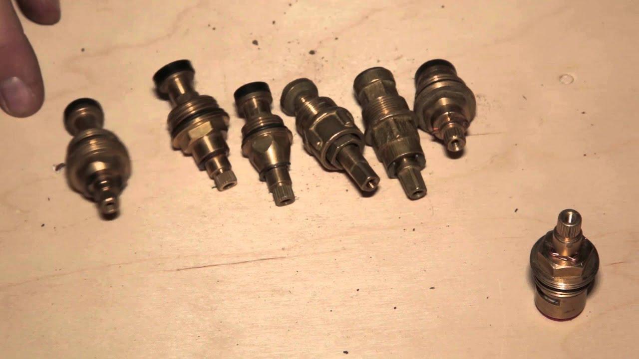 Какая кран-букса лучше керамическая или с резиновой прокладкой / Ceramic sink with a rubber gasket