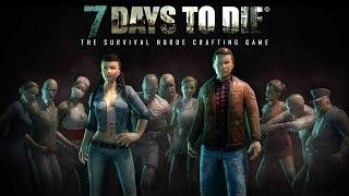 7 Days To Die Online III #23 A historia toczy się dalej...