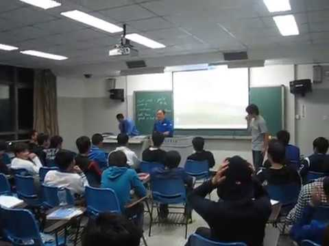 Football Lecture with Football majors @ Beijing sport University
